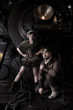Photographing Steampunk