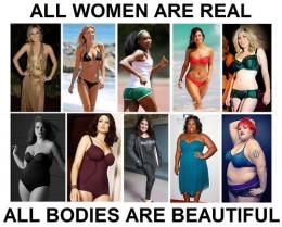 Body diversity is beautiful!