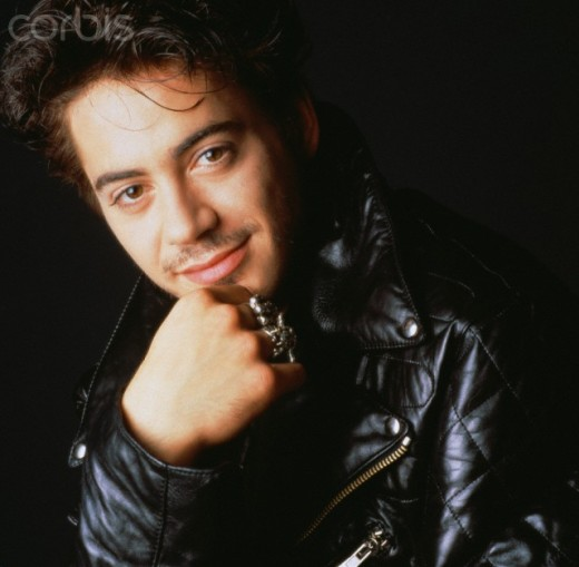 Robert Downey, Jr., one of America's 10 Most-Favorite Male Celebrities