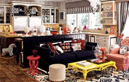 Christina Aguilera's kitchen