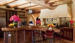 Will and Jada Pinkett Smith's Kitchen
