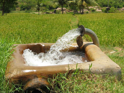 Water Irrigation System
