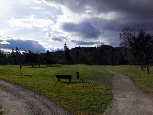Middlefield GC, Oregon