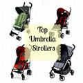Top umbrella strollers: stroller reviews 2014
