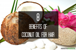Top 8 Benefits of Coconut Oil for Hair