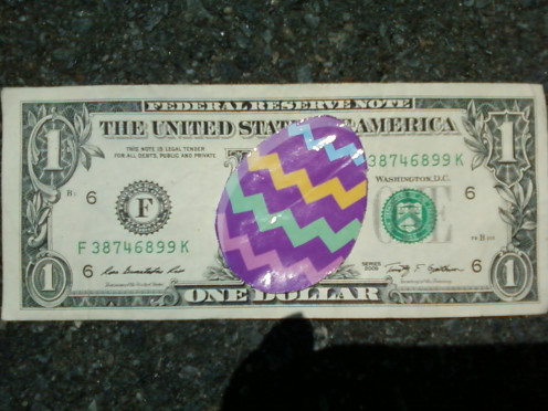 Easter Egg Bucks