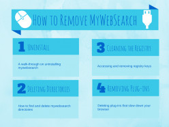 Remove MyWebSearch & MySearchDial (Uninstall Guide)