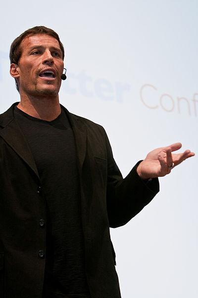 Everyone Knows Tony Robbins