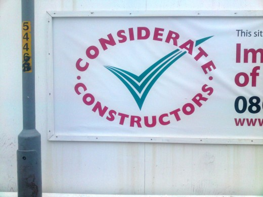 Considerate Constructors sign