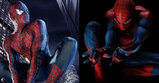 Spider-Man vs. The Amazing Spider-Man