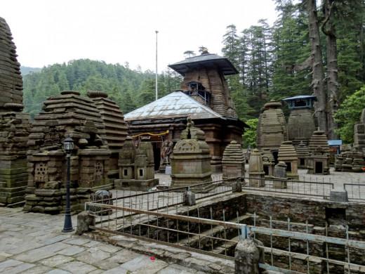 Nageswar temple; Jageswar, Almora 1