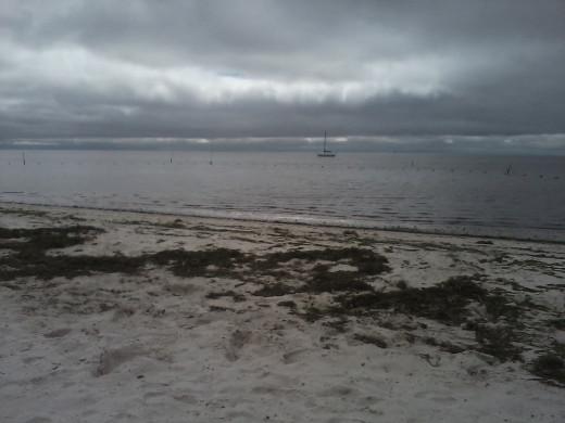 Bayou beach