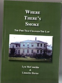 Where There's Smoke by Lyn McConchie and Linette Horne.