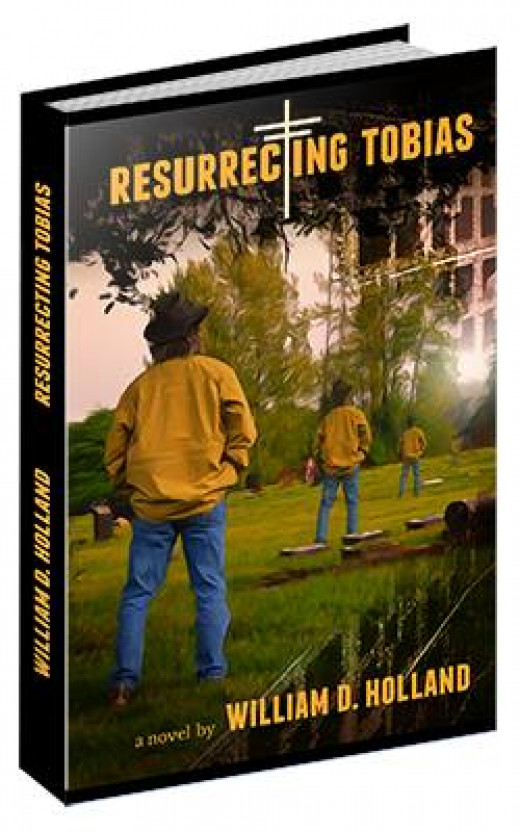 """The book cover for """"Resurrecting Tobias."""""""