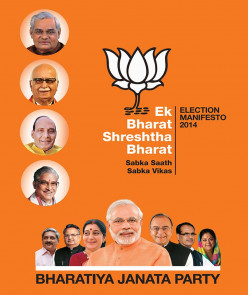 2014 Loksabha or Parliamentary Election Result in India