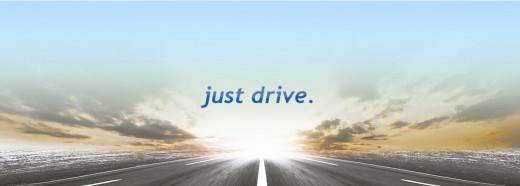 Don't Text- Don't Talk-  JUST DRIVE