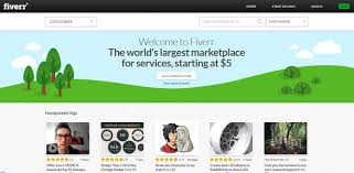Fiverr Is a Great Way To Make Money Off Your Creativity