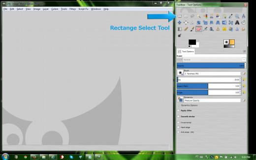 Rectangle Select Tool