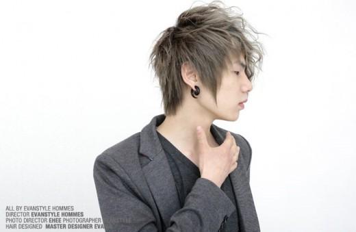 Latest Trendy Asian Amp Korean Hairstyles For Men 2017