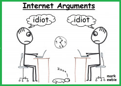 How to Win Internet Arguments: Best Tips for Funny Forum Fighting