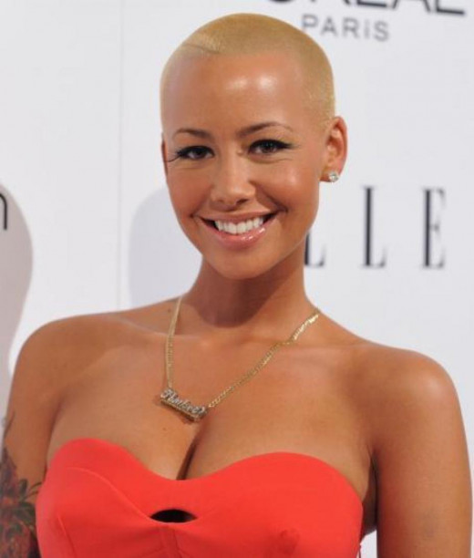 After her relationship with Kanye West imploded, Amber Rose carried on with her modeling career, landed a Smirnoff campaign, met and married Wiz Kalifa and they have a son, Sebastian.