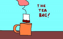 The humble tea bag.