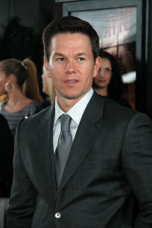 Mark Wahlberg- Hollywood superstar.
