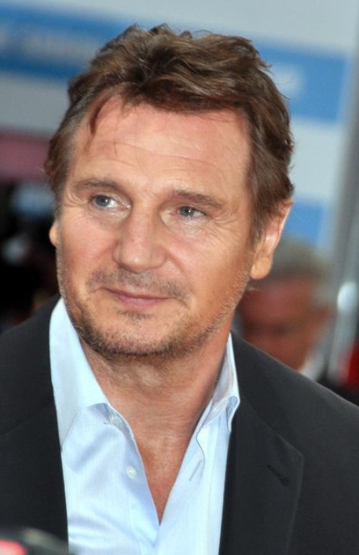 Liam Neeson- Low key Hollywood superstar. Low  budget movies, high return. That's the way to do it.