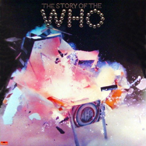 "Cover for ""Story of the Who"""