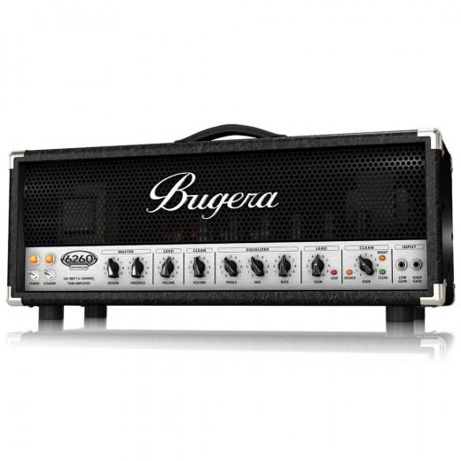 Affordable and powerful: The Bugera 6206 INFINIUM 120-watt Guitar Amp Head