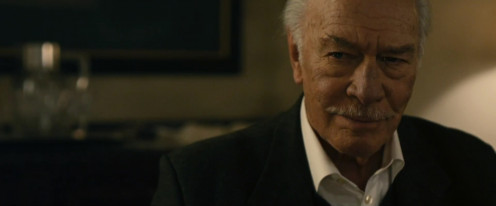 Christopher Plummer as Henrik Vander, he looks amazing for 81 at the time