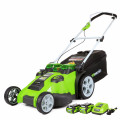 What's Wrong with the GreenWorks G-Max Mower?