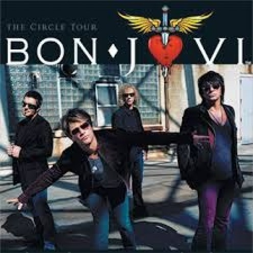 Bon Jovie was popular around the world in the 1980's and they proved it by touring countries from all over the globe.