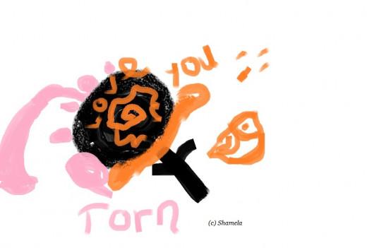 My silly art