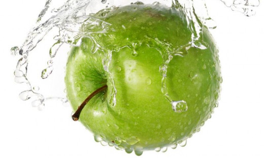Tangy apple