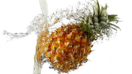 Pineapple rush