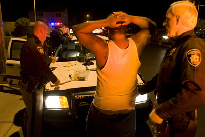Las Vegas Metropolitan Police Department - Drug Bust.
