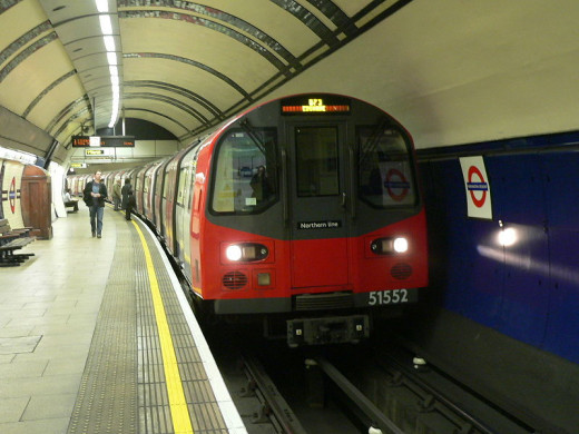 The London Tube system