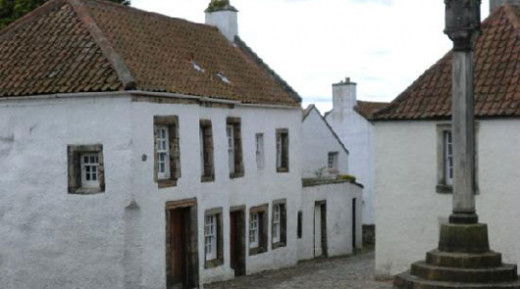 Culross in Fife