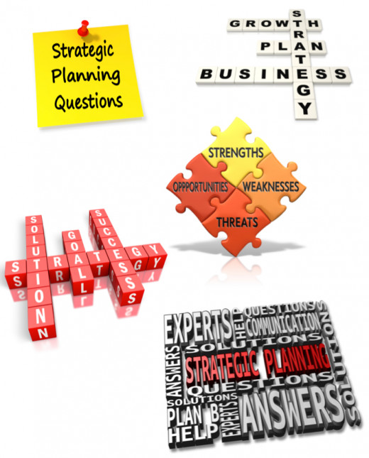 Strategic Planning for Yourself