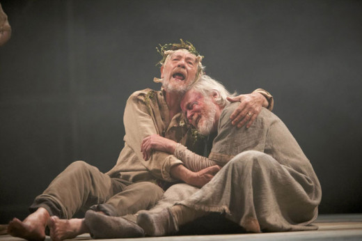 Sir Ian McKellen gives a powerful performance shown here playing King Lear in this famous play. Shakespeare's penchant for detail in his work has strengthened all fields of studies, including science and medicine.