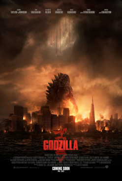 Godzilla is an excelent visual upgrade on the old formula - stunning and satisfying