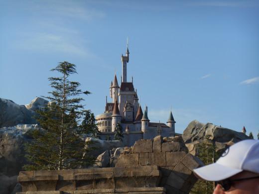 New Fantasyland in Magic Kingdom