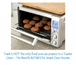 Toaster / Mini Oven - The Breville BOV800XL Smart