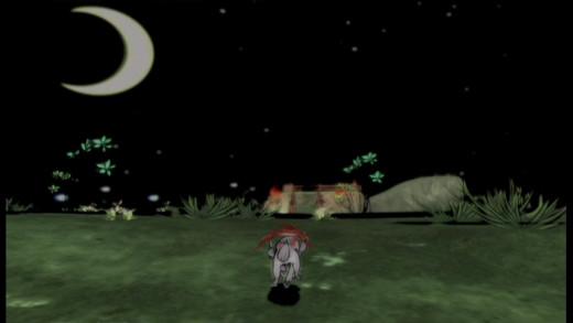 Okami PS3 version