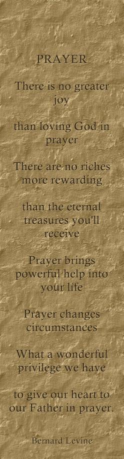 JESUS FOREVER By BERNARD LEVINE