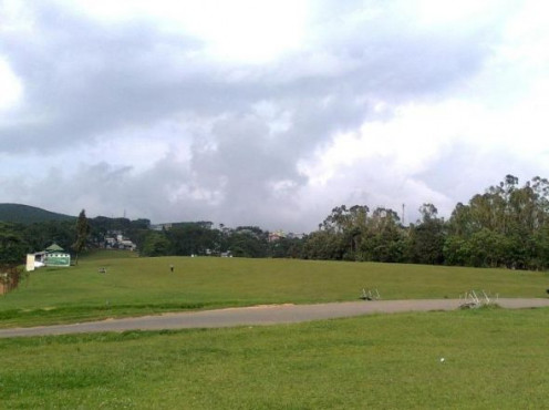 Golf Course, Shillong