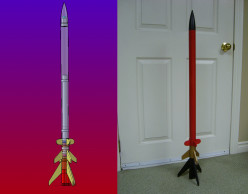 R is for Rocket - Stability