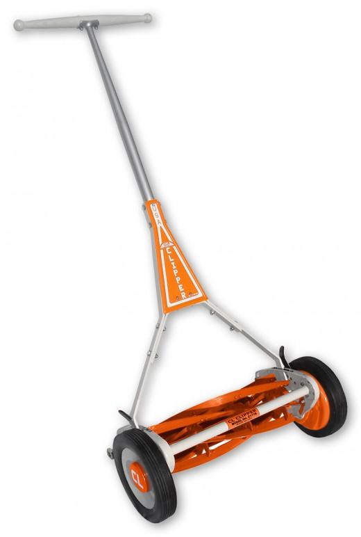 Clipper Reel Push Mower