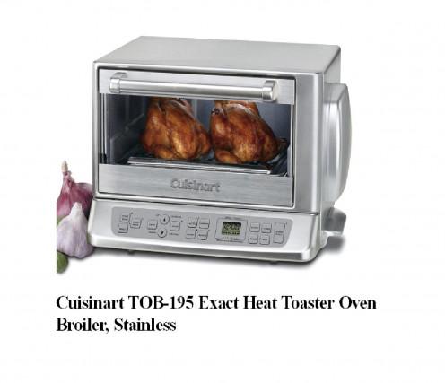 Cuisinart TOB-195 Exact Heat Toaster/Mini Oven